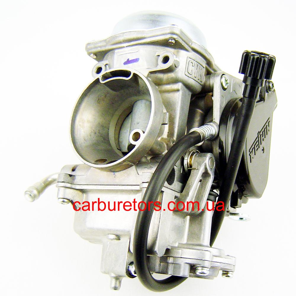 Carburetor Keihin CVK 36, manual choke cable