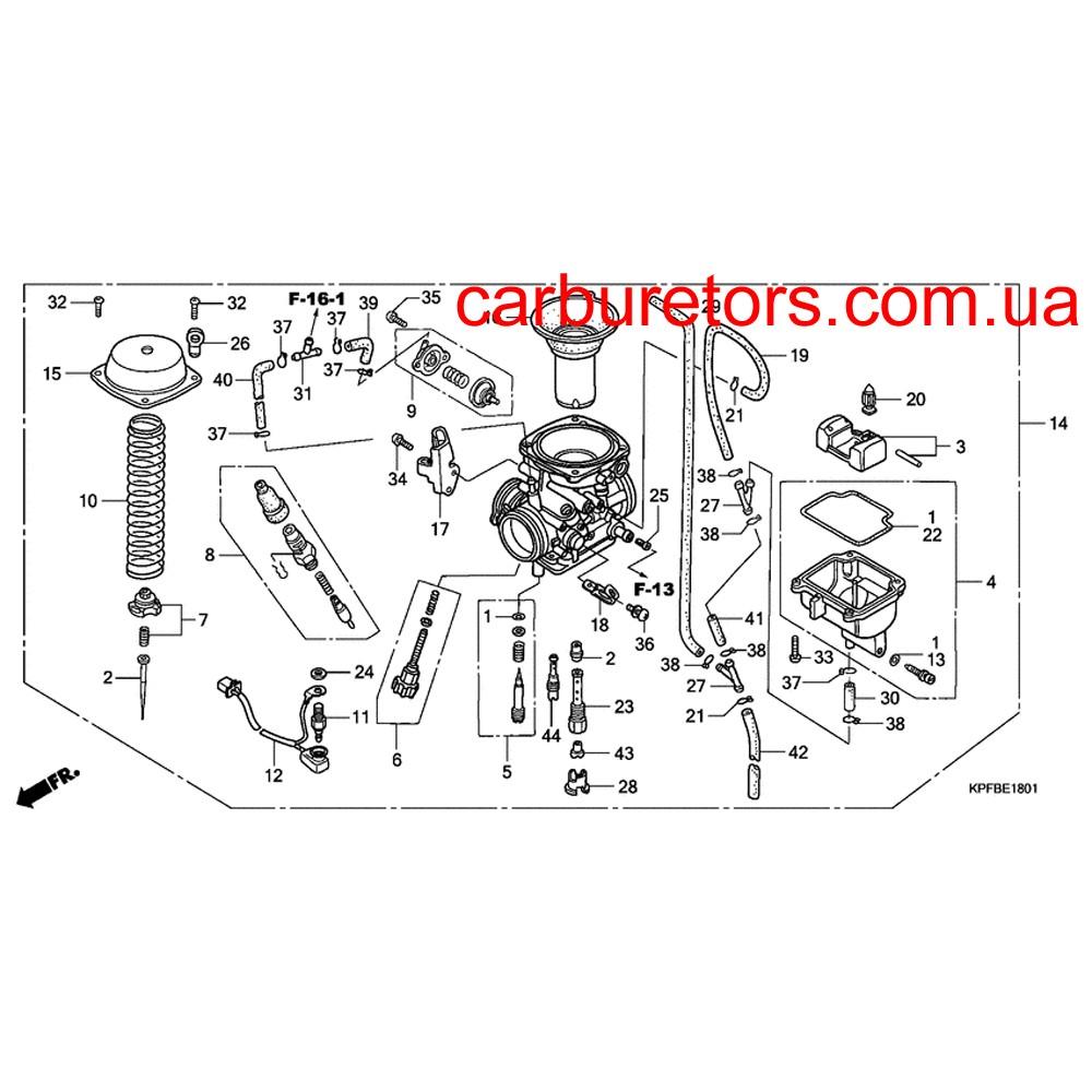 Keihin Ve Carburetor Diagram Bookmark About Wiring Cv Moreover In 34 Manual Choke Cable Rh Carburetors Com Ua