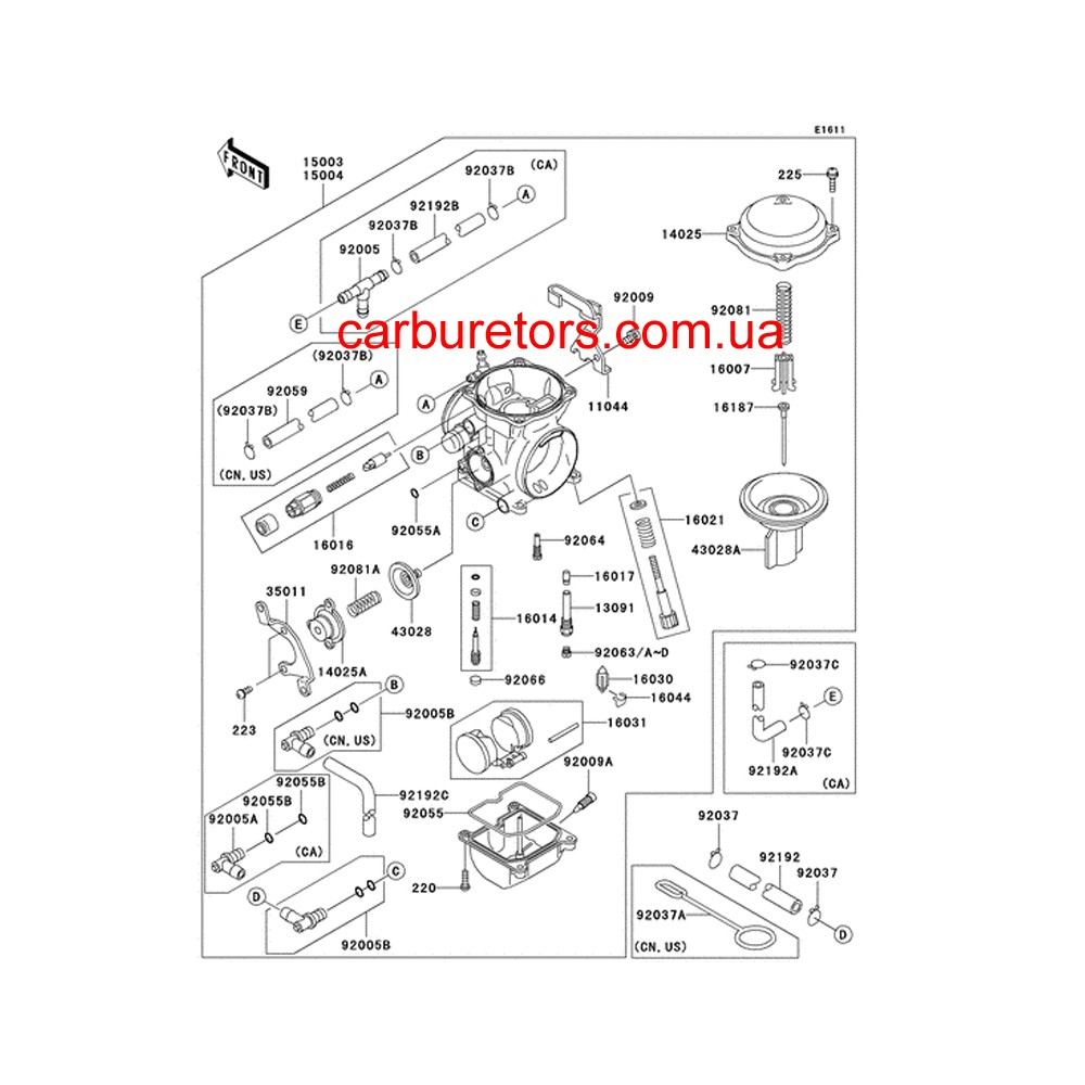 Real Estate Photos ⁓ Top Twelve Keihin Carb Cvk Diagram