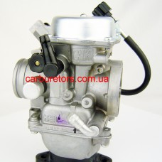 Carburetor Keihin CVK 32, manual choke plunger