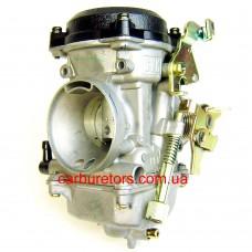 Carburetor Keihin CVK 34, manual choke plunger