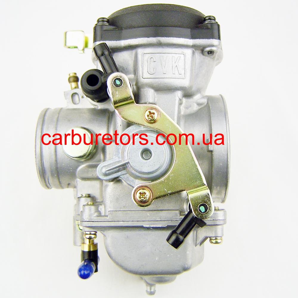 Keihin cvk carburetor manual