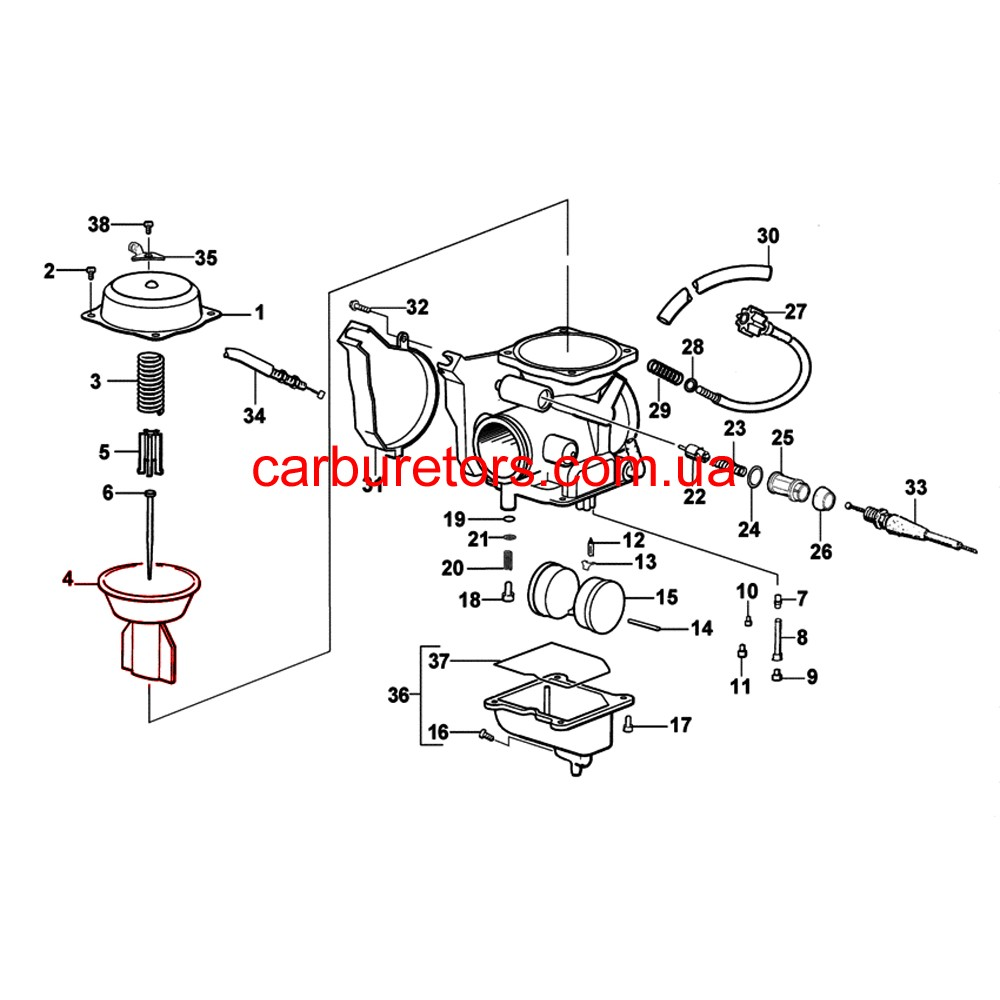 keihin carburetor manual