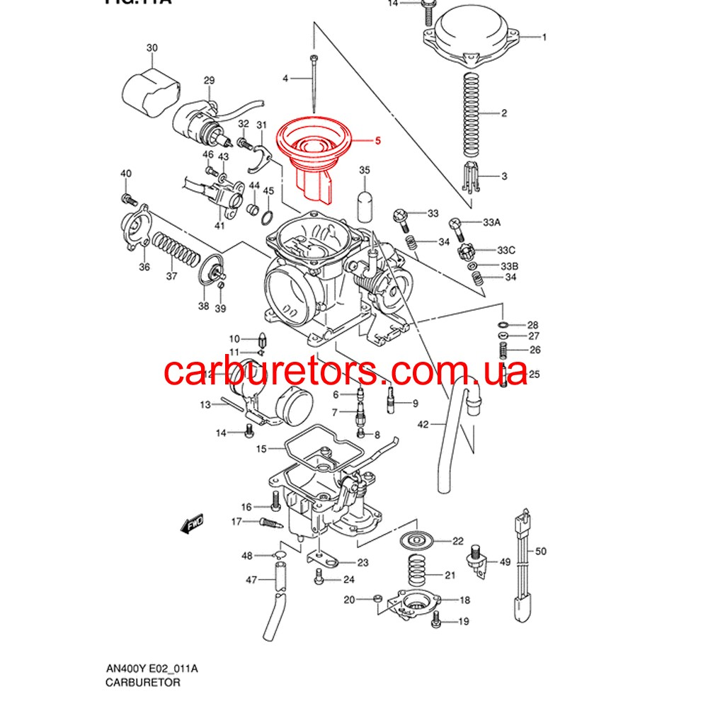 Keihin Vb Carb Diagram | Wiring Library